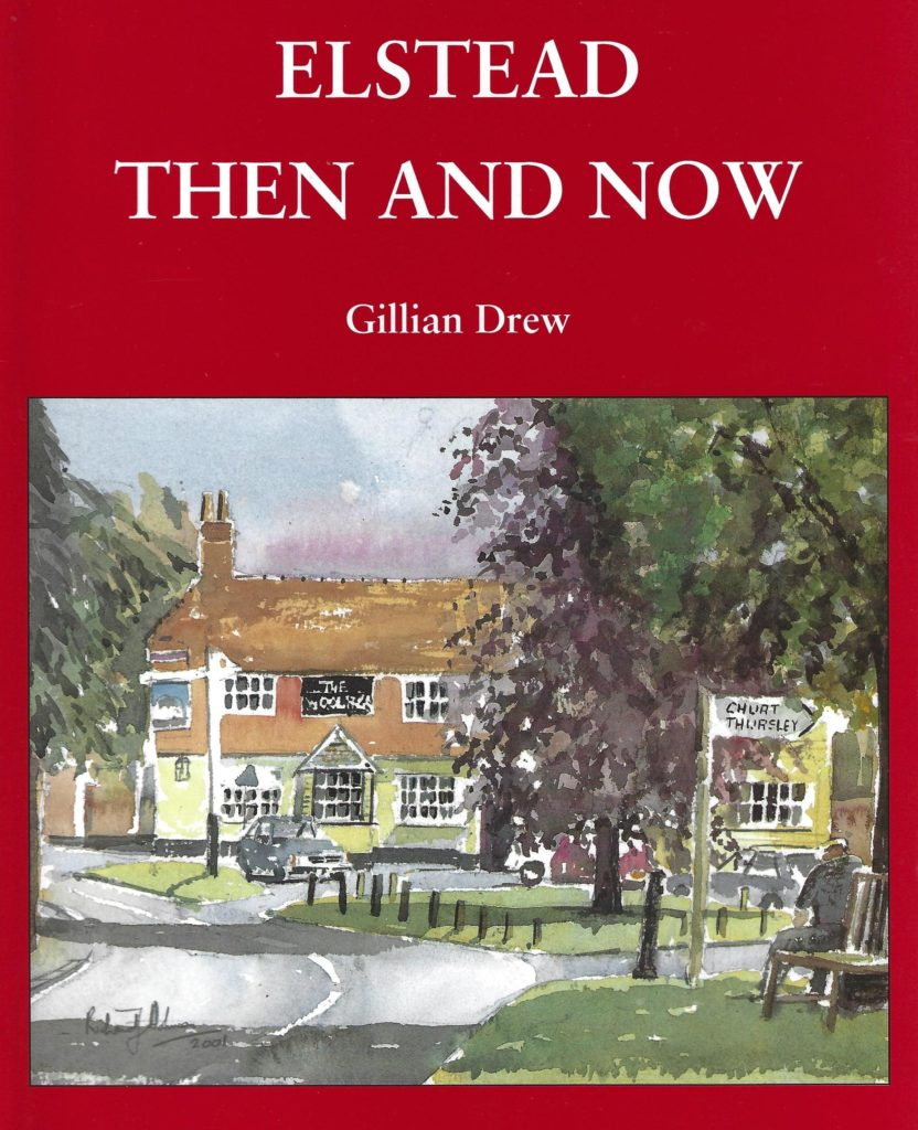 Elstead Then and Now Cover