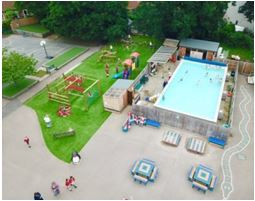 Fun Splash at St James' School