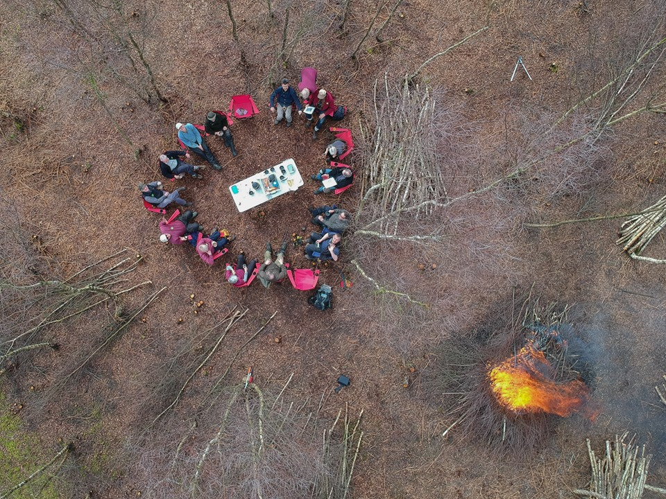 Thursley National Nature Reserve – habitat management volunteering opportunities