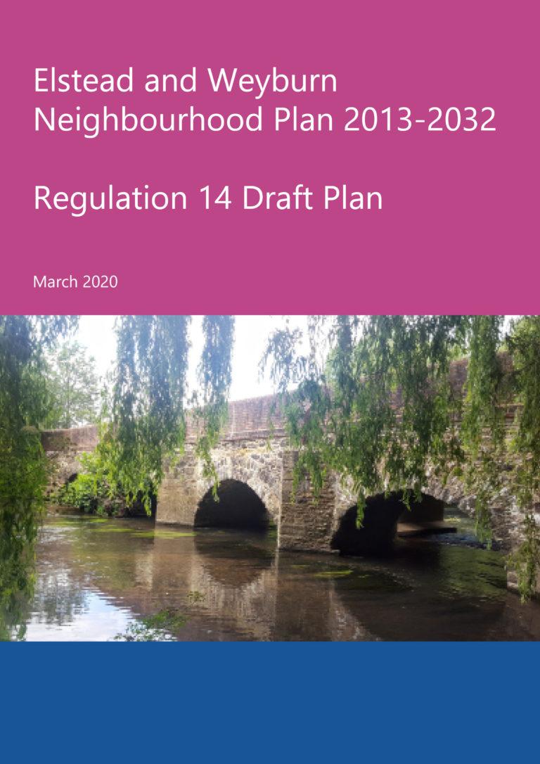 Elstead and Weyburn Neighbourhood Plan DJV scaled