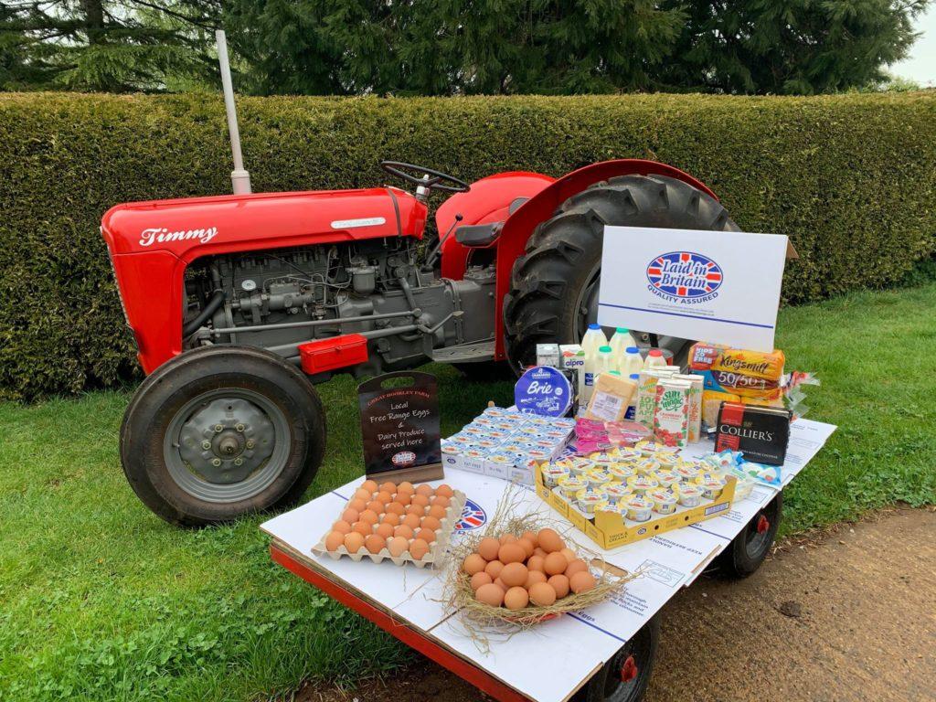 tractor great hookley farm