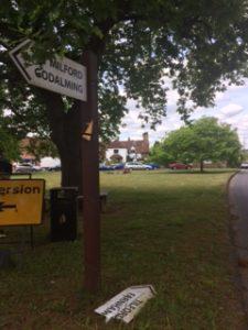 Village Signpost – Vote Now!