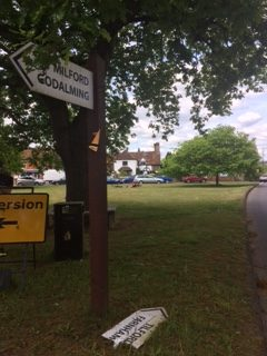 Village Signpost – Vote Now!