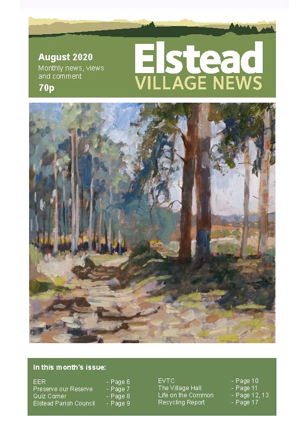 EVN August 2020 front cover