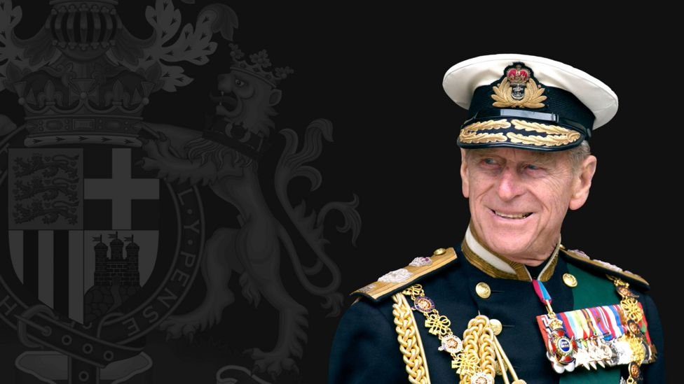 Prince Philip, HRH The Duke of Edinburgh   1921 – 2021