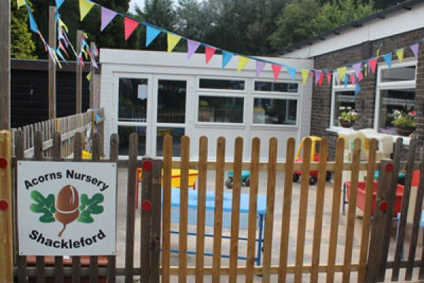 Acorns nursery shackleford