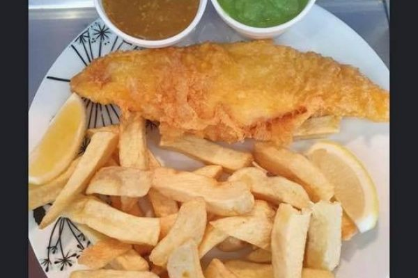 Fish Chips Milford