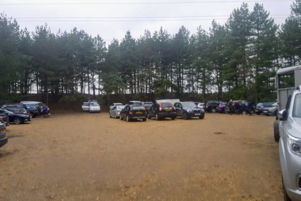 Hankley Common Car Park