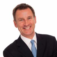 Jeremy Hunt, MP for South West Surrey