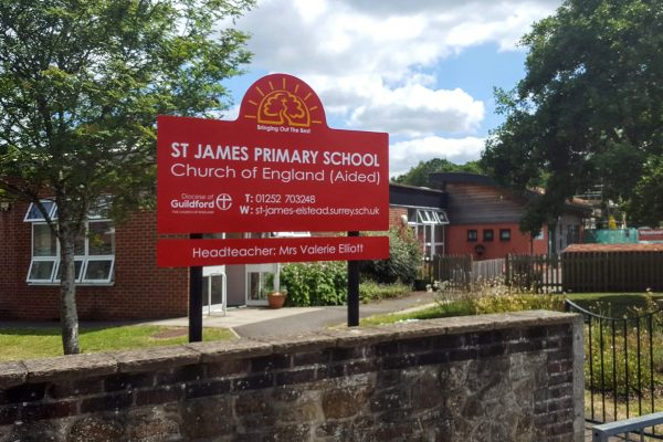 St James School DD